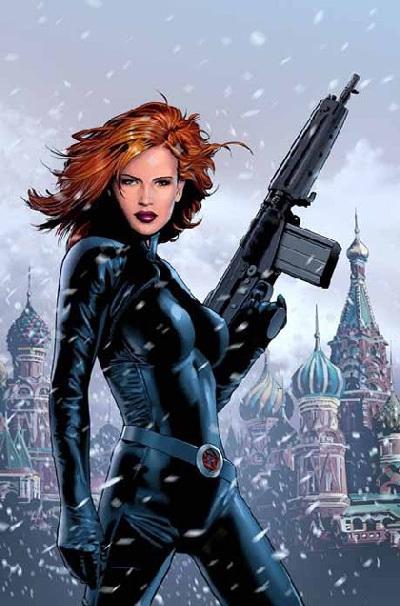 Вот так выглядит русская супервуман