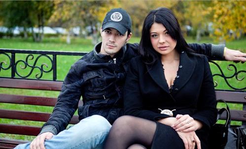 Инна ВОЛОВИЧЕВА и Иван НОВИКОВ - фото tamdom2.ru