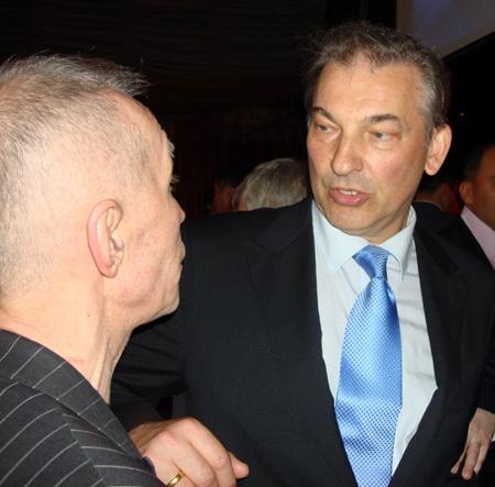 Вячеслав АНИСИН, Владислав ТРЕТЬЯК