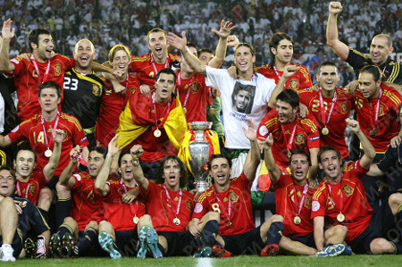 Австрийские учёные предсказывают победу испанцам