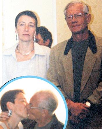Свадьба с нынешней супругой Татьяной