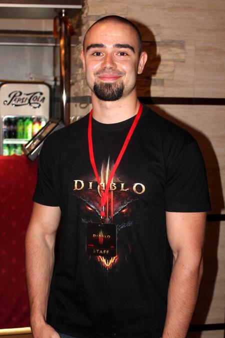 Виталий БУЛГАРОВ - ведущий художник по моделированию Blizzard