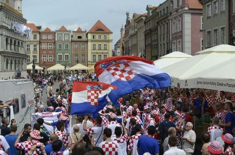 Хорваты обыграли ирландцев. Фото: «РИА Новости».