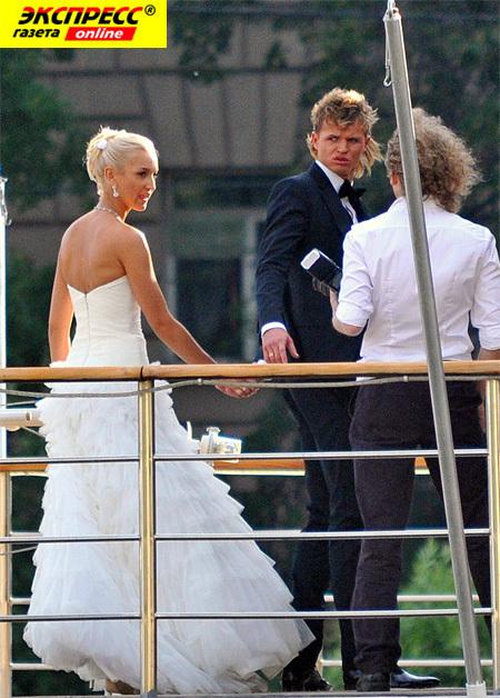 Дмитрий тарасов и его жена свадьба фото