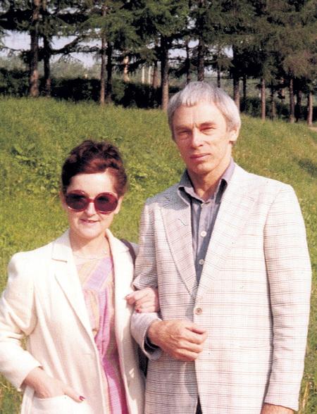 Француженка Женевьев изменила композитору со своим бывшим любовником