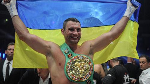 Виталий Кличко подтвердил титул чемпиона мира по версии  WBС.