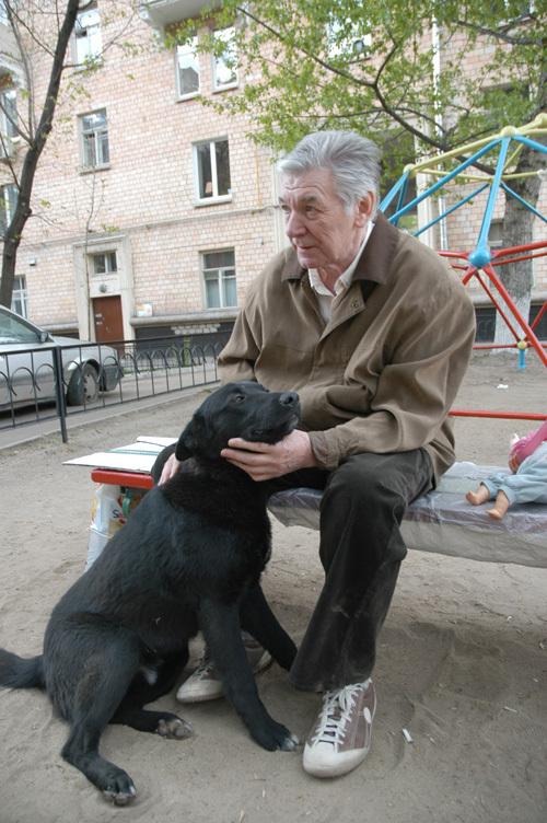 Александр БЕЛЯВСКИЙ (фото Ларисы КУДРЯВЦЕВОЙ)