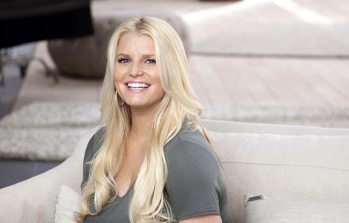 Джессика СИМПСОН в новой рекламе Weight Watchers ambassador