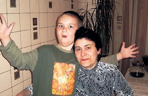 Ирина СЕРБЕНЧУК уверена, что на помощь её внуку Андрейке пришёл ангел-хранитель