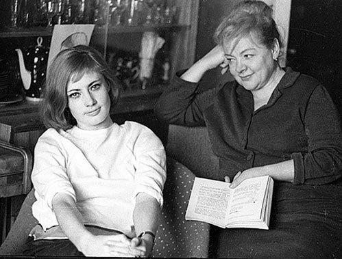 Виктория с мамой- Зоей ФЕДОРОВОЙ