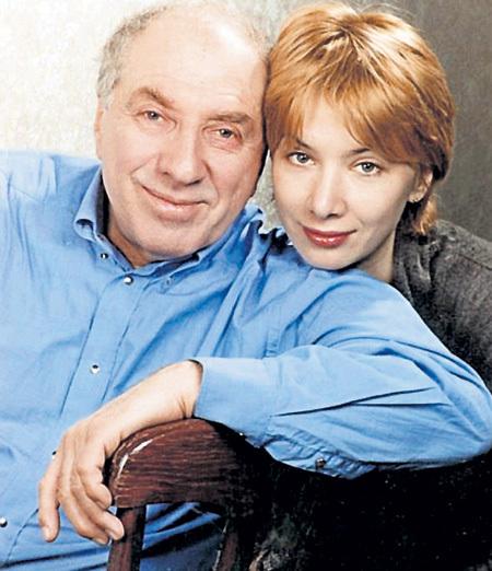 Дарья ЮРСКАЯ пошла по стопам знаменитого отца Сергея ЮРСКОГО и стала актрисой