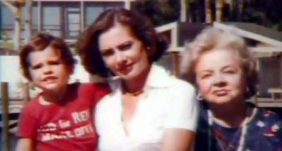 Зоя ФЁДОРОВА с дочерью Викторией и внуком Крисом