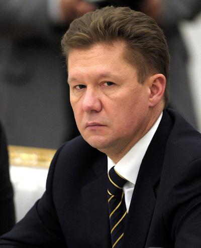 Алексей МИЛЛЕР готов выложить 1 миллиард евро. Фото: РИА «Новости»
