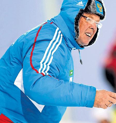 Вольфганг ПИХЛЕР надел розовые очки. Фото Евгения ТУМАШОВА/СБР