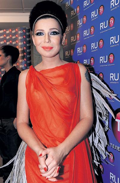 Певица ЁЛКА поёт о «Провансе», но обитает в Хотьково. Фото Милы СТРИЖ/«Комсомольская правда»