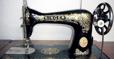 Легендарная «Singer» сегодня украшает коллекции раритетов