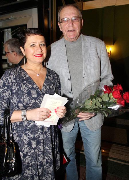 Эммануил и Ирина ВИТОРГАН. Фото Бориса КУДРЯВОВА