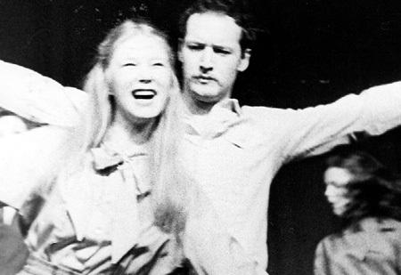 С первой женой, Дарьей МИХАЙЛОВОЙ, Макс сблизился ещё в студенческие годы. Фото Ирэны ТЕВЕРОВСКОЙ