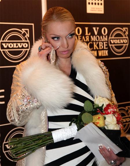 Анастасия ВОЛОЧКОВА. Фото Ларисы КУДРЯВЦЕВОЙ