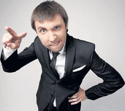 Своими кривляньями Максим ГОЛОПОЛОСОВ пробил путь из видеоблогеров в телеведущие