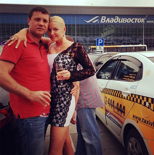 Анастасия ВОЛОЧКОВА с Бахтияром САЛИМОВЫМ