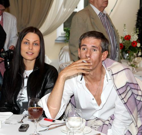 Алексей ПАНИН с гражданской женой Людмилой