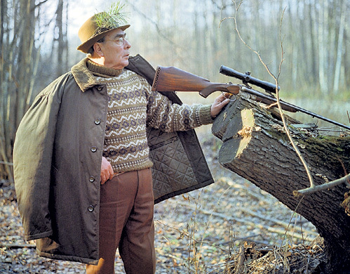Брежневская винтовка теперь принадлежит пасынку ЧУРБАНОВА. Фото: «ИТАР-ТАСС»