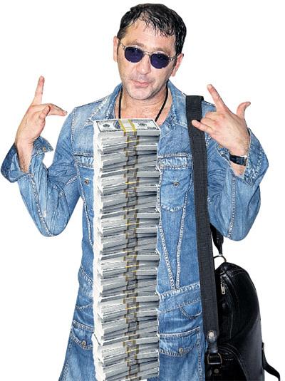 Новый поп-король не желает признаваться, что зарабатывает миллионы
