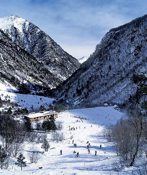 Горнолыжный сезон в Осетии начнётся в январе