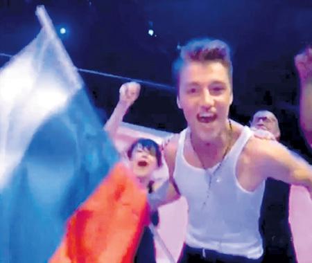 Участие ВОРОБЬЁВА в «Евровидении» вызвало бурю негатива среди коллег. Фото: Twitter.com