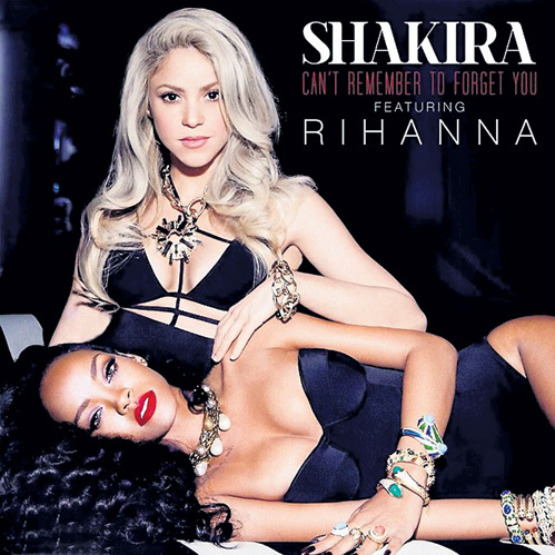 Кое-кто считает, что новый сингл ШАКИРЫ и РИАННЫ надо не слушать, а смотреть