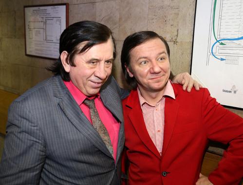 Владимир ПЕРМЯКОВ, Михаил ГРЕБЕНЩИКОВ