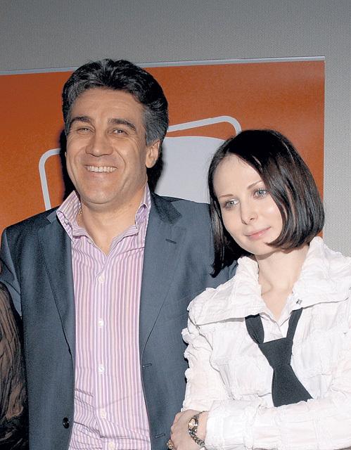 Ольга погодина и алексей пиманов свадьба фото дети