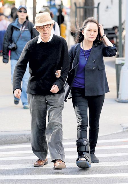 В 1997 году Вуди АЛЛЕН женился на своей падчерице Сун-и ПРЕВИН