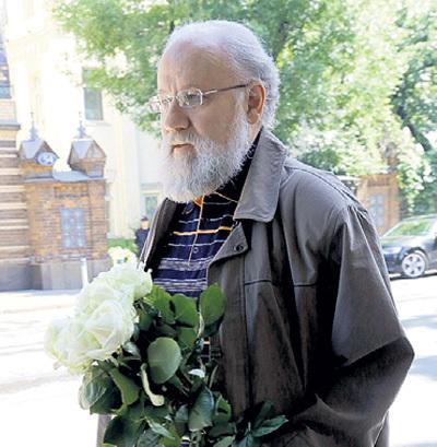Председатель ЦИК Владимир ЧУРОВ