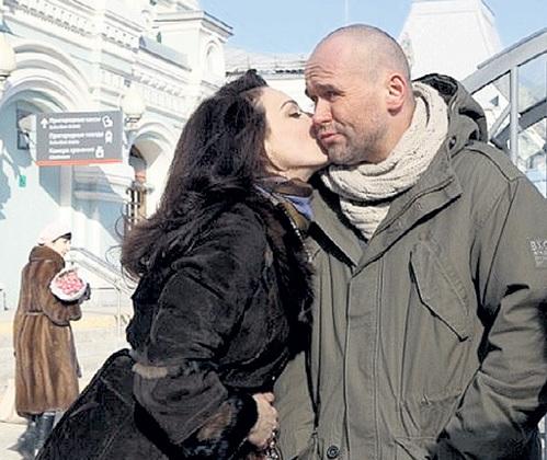 С Максимом АВЕРИНЫМ в «Склифосовском»