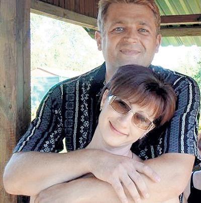 Игорь с женой Ольгой. Фото: Odnoklassniki.ru