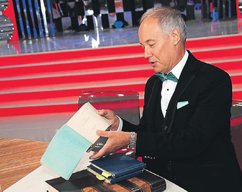 Актёр до сих пор хранит сценарий с автографом ГОВОРУХИНА