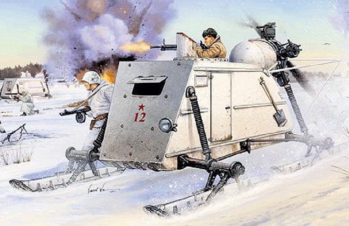 До перестройки советский спецназ регулярно проводил учения по обороне наших арктических рубежей и в любую минуту был готов отразить агрессию США и других стран НАТО