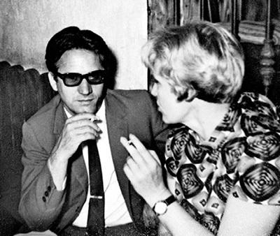 Со страстным испанцем Антонио Хосе, ставшим её третьим супругом, МАРКОВА познакомилась на кинофестивале в Сан-Себастьяне