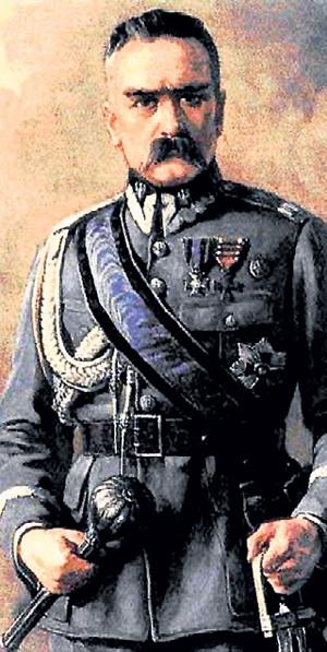 Маршал ПИЛСУДСКИЙ заключил мир с фашистами ещё в 1934 году