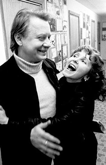 Олег Павлович и Людмила Ивановна