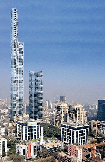 В Мумбаи построили самый высокий в мире жилой дом