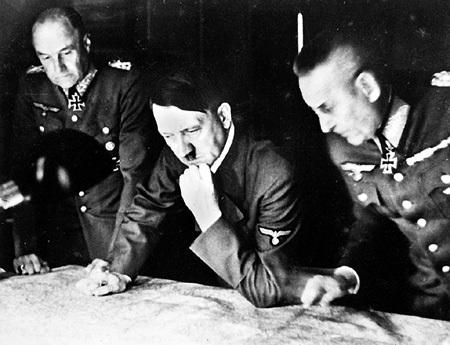 План нападения на СССР «Барбаросса» начал разрабатываться 22 июля 1940 года