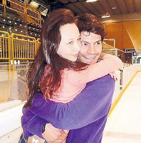 Лиза и Стефан
