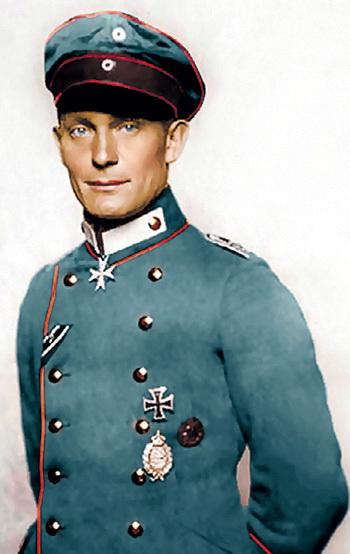 ГЕРИНГ времён Первой мировой. Фото: pl.wikipedia.org