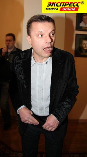 Леонид ПАРФЁНОВ (Фото Ларисы КУДРЯВЦЕВОЙ)