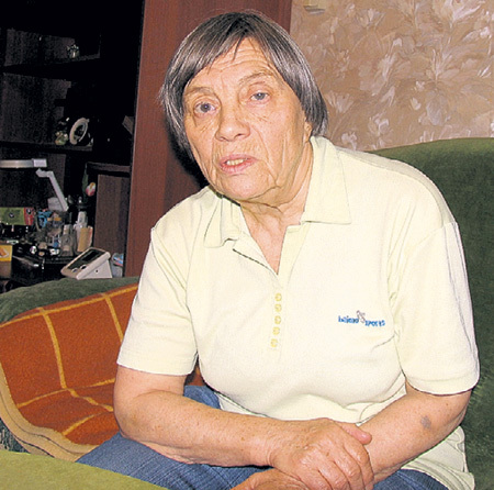 Инженер Наталья ОПАРИНА