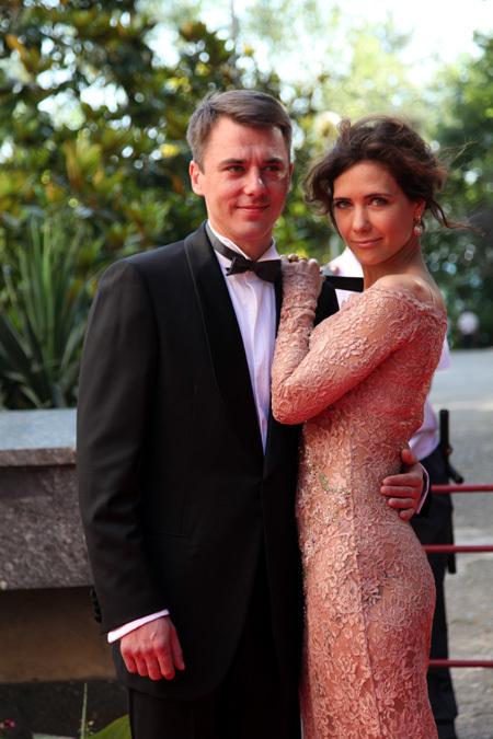 Екатерина КЛИМОВА и Игорь ПЕТРЕНКО (Фото: Ларисы КУДРЯВЦЕВОЙ)