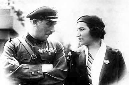 Генрих ЯГОДА и Ида АВЕРБАХ были классической советской номенклатурной парой